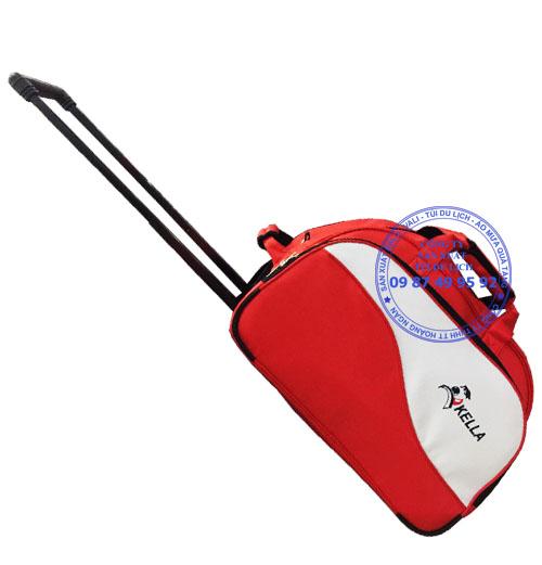 Túi du lịch kéo quà tặng Kella