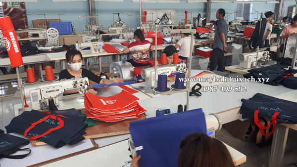 Công ty sản xuất balo túi xuất khẩu tại Ninh Bình