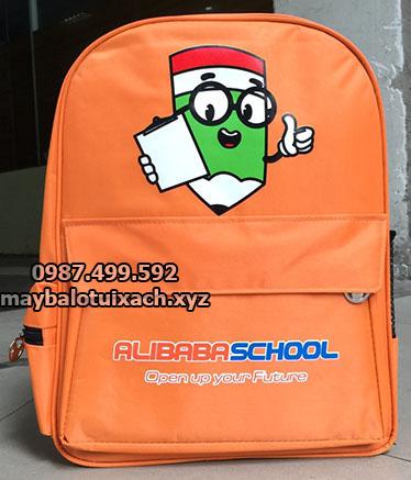 balo học sinh trường Alibaba