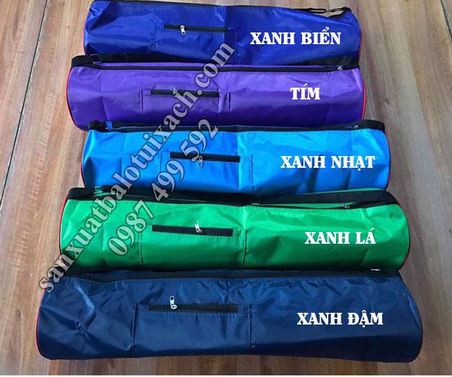 Xưởng sản xuất túi đựng thảm tập yoga tại Hà Nội