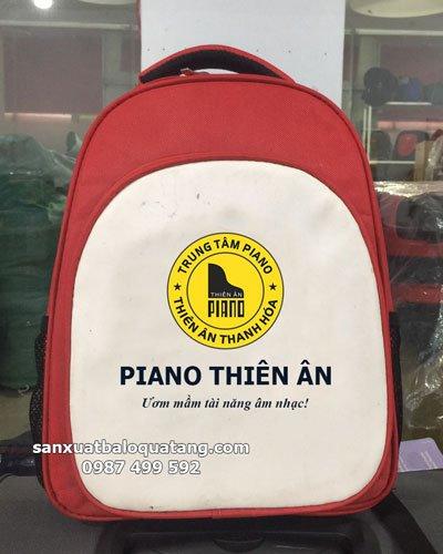 Mẫu balo quà tặng cho trung tâm dạy nhạc