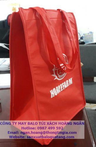 Sản xuất túi giữ nhiệt quà tặng