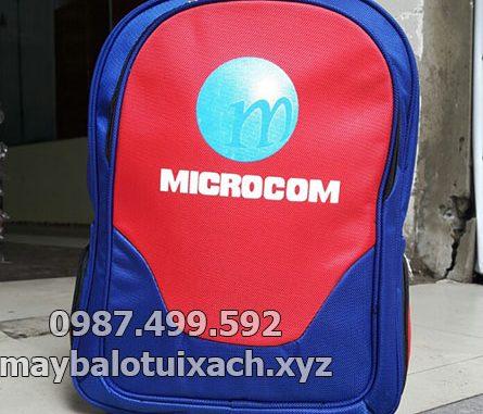 Sản xuất balo Microcom