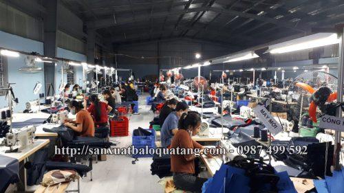 Công ty sản xuất balo túi xách tại Ninh Bình