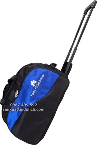 Sản xuất túi du lịch kéo nikko