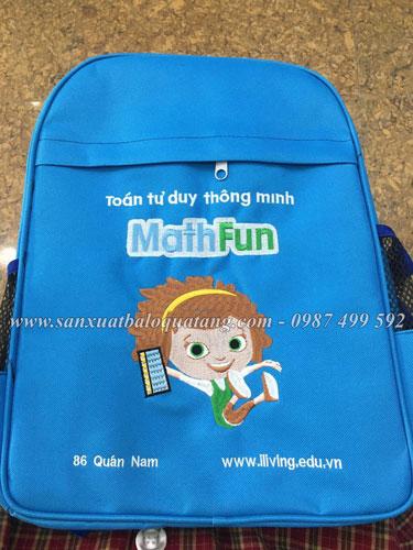 Balo trẻ em quà tặng toán Mathfun