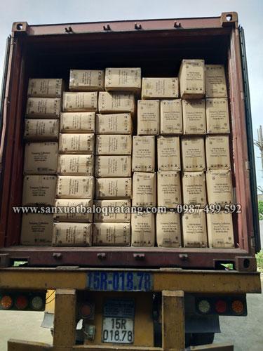 Sản xuất balo túi xuất khẩu