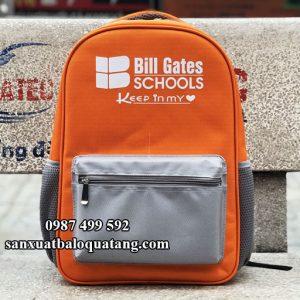 Balo anh ngữ Bill Gates
