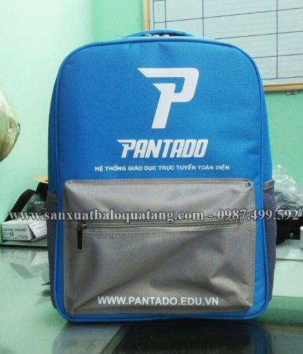 Sản xuất balo quà tặng Pantado