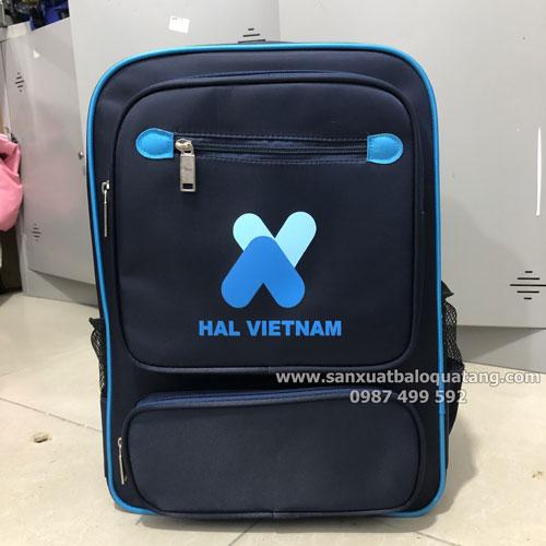Mẫu balo quà tặng Hal Việt Nam
