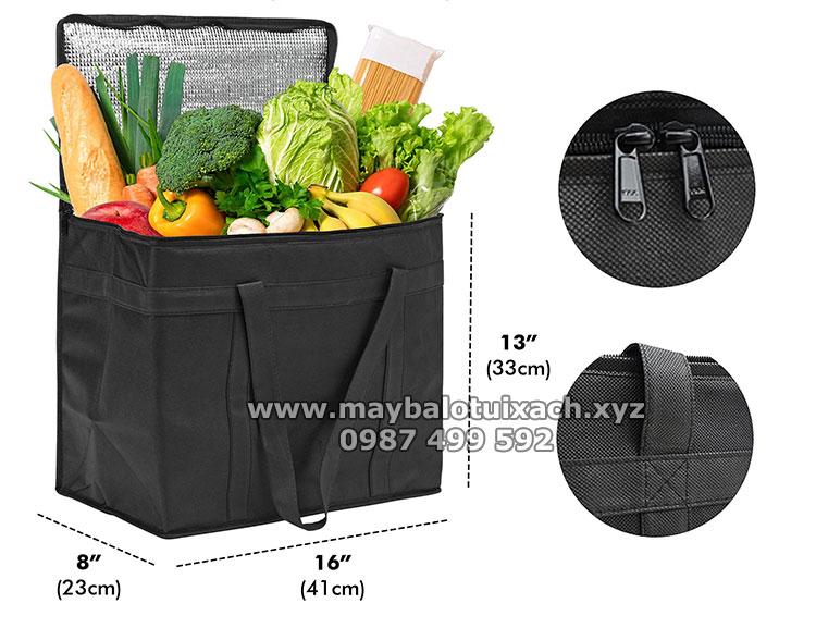 Túi giữ nhiệt bảo quản rau của quả
