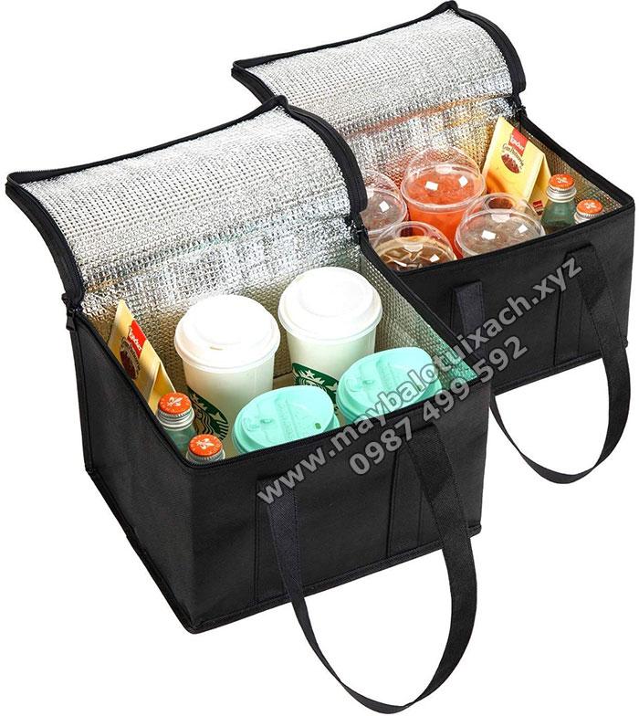 Sản xuất túi giữ nhiệt coolerbag theo yêu cầu