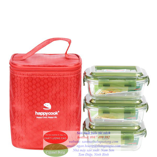 Túi giữ nhiệt đựng hộp cơm